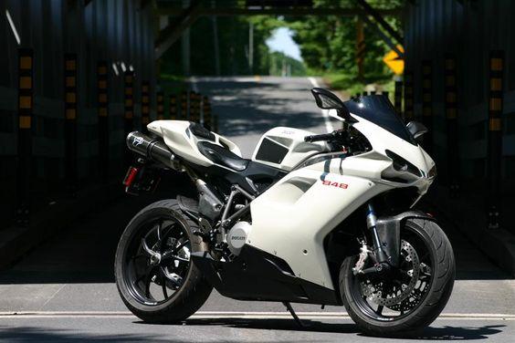 '12 Ducati 848