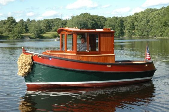 18' Mini PH Tugboat
