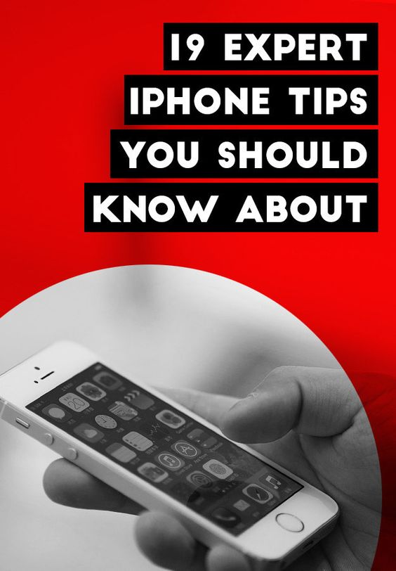 19 IPhone Tricks Everyone Should Know About !