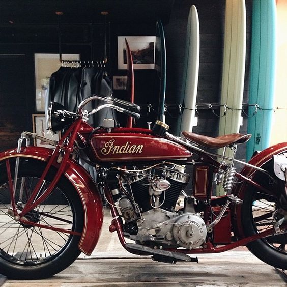 1927 #Indian motorcycle