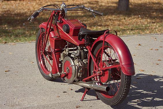 1928 Moto Guzzi Corsa 2V