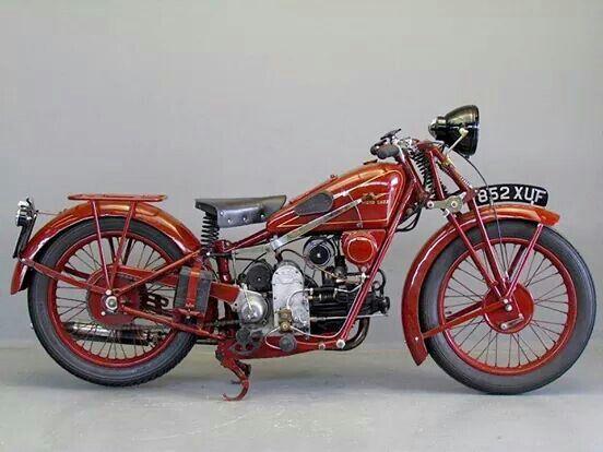 1931 Moto Guzzi Sport 15