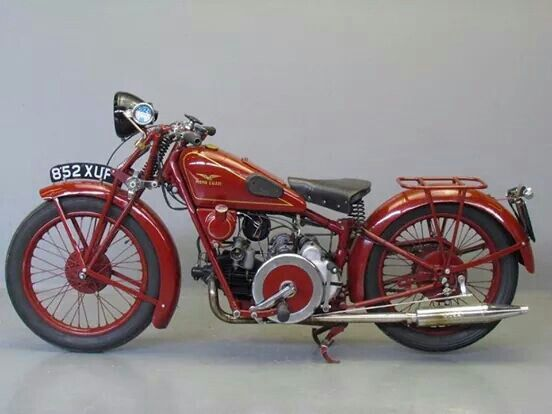 1931 Moto Guzzi