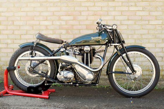 1935 Triumph 350cc Sprint Special
