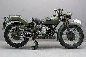 1939 Moto Guzzi Alce 500