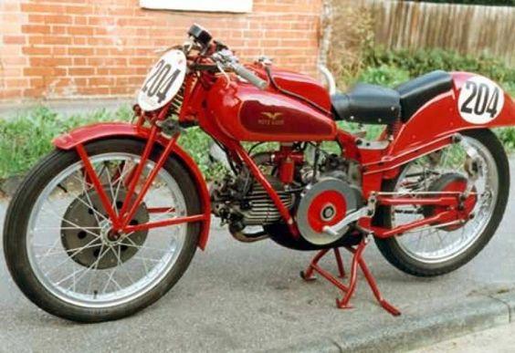 1939 Moto Guzzi Dondolino