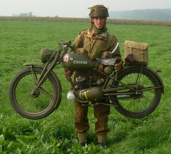 1944 Royal Enfield