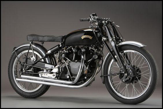 1948 - 1952 Vincent HRD Black Lightning 1000