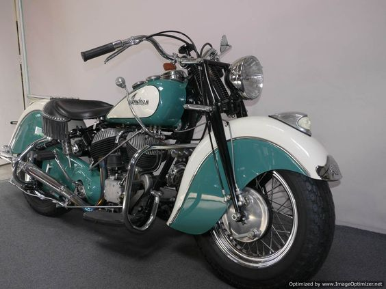 1948 Indian Chief motorcycle