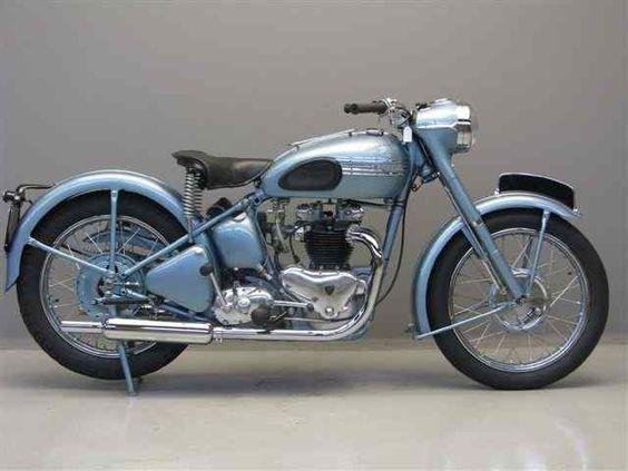 1950 Triumph Thunderbird