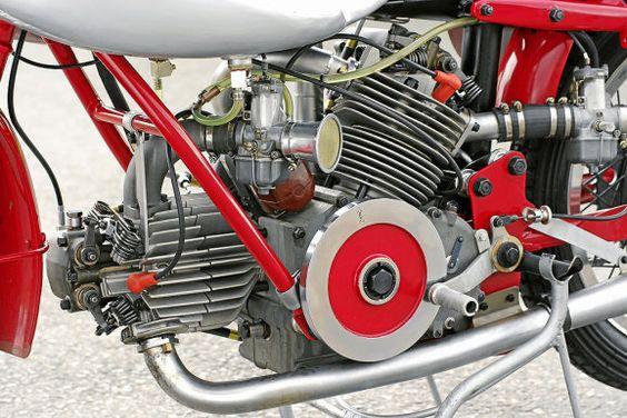1951 Moto Guzzi 500 Bicilindrica