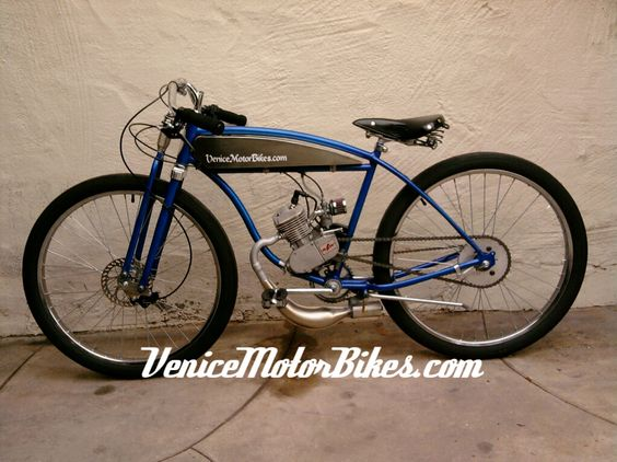 1951 Schwinn, Straight Bar, Motorized Bicycle, Piston Bike, Motored, Moped, Board Track Racer, Vintage Bike, Motorbike, Bicycle Engine, Replica Motorcycle, Rat Rod, Ratrod, Lowrider, Low Rider, Bobber, Chopper, Cruiser, Motor Bike, Cafe Racer