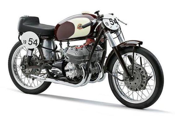 1954 Derbi 392cc