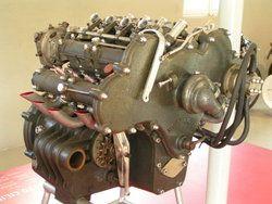 1955 500cc Moto Guzzi V-8