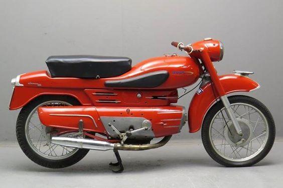 1962 Aermacchi Chimera