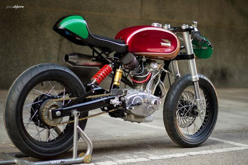 1963 Ducati 125 TS by Radical Ducati.