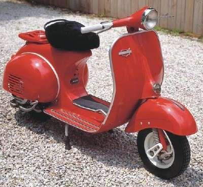 1964 Vespa
