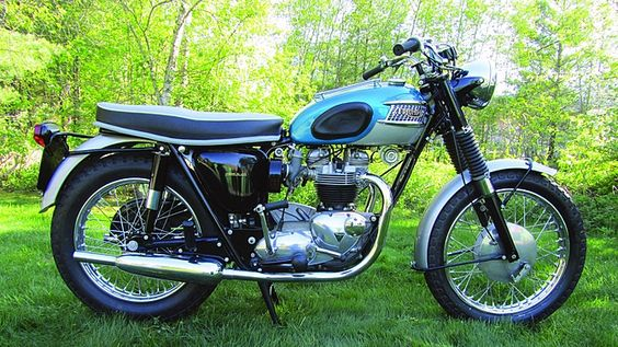 1965 Triumph T120R Bonneville