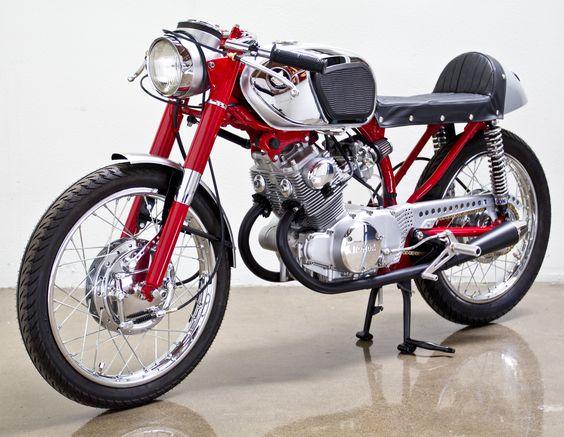 1966 Honda CB160