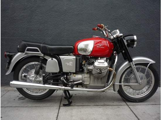 1967 Moto Guzzi V7 100033089 large photo