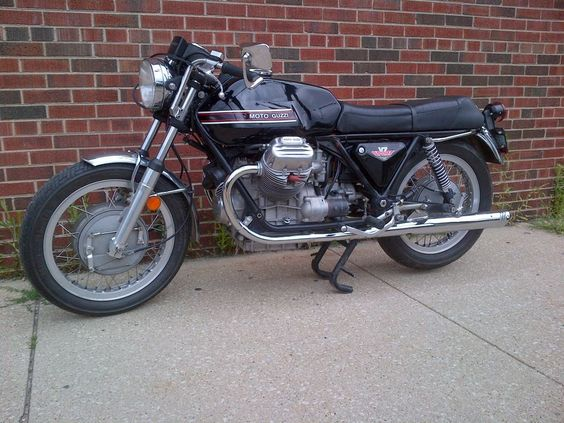1973 Moto GUzzi V7 Sport COMING SOON