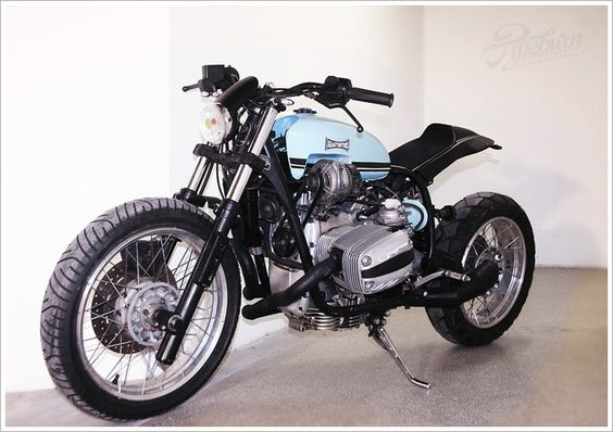 1974 BMW R75 - Krautmotors Street Tracker - Pipeburn - Purveyors of Classic Motorcycles, Cafe Racers & Custom motorbikes