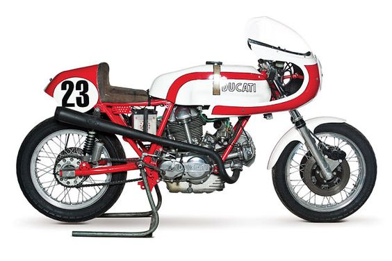 1974 DUCATI 750SS CORSA