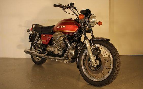 1974 Moto Guzzi 850 T