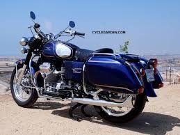 1974 Moto Guzzi Police edition