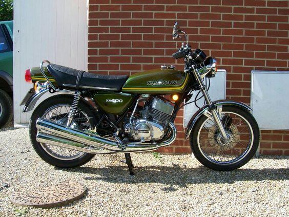 1976 Kawasaki KH400 S3