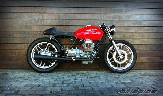 1979 Moto Guzzi V 50