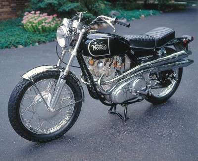 1979 Norton Commando