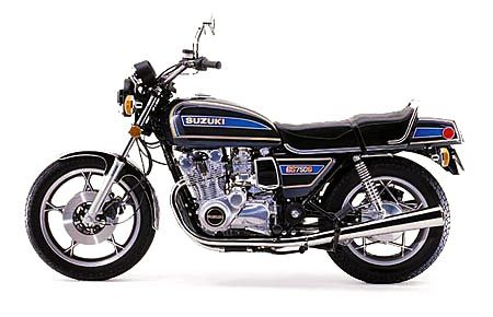 1980 Suzuki GS 750 G