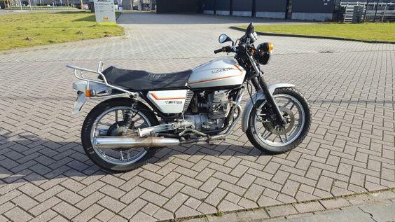 1982 Moto Guzzi V50 III