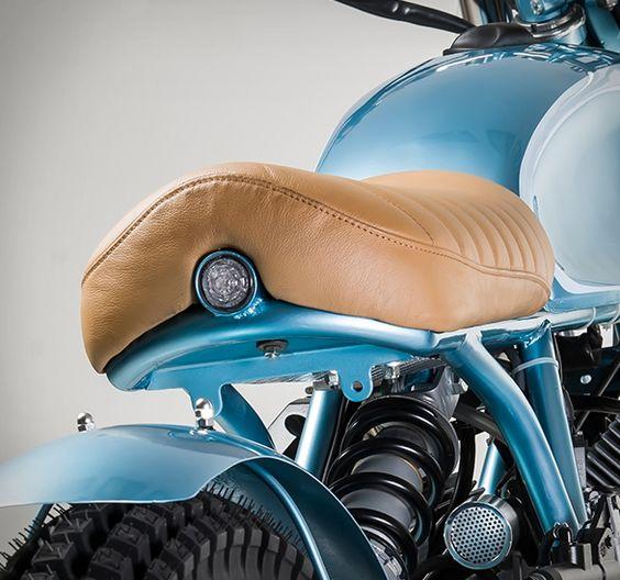 1985 Moto Guzzi V35 TT by Marco Mateucci