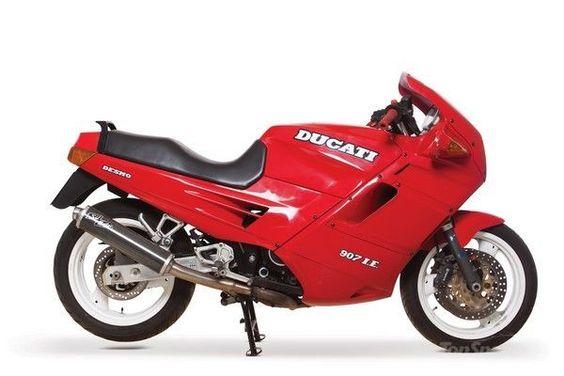 1991 Ducati 907  Desmo