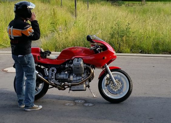 1992 Moto Guzzi Daytona 1000