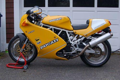 1993 Ducati Supersport Superlight