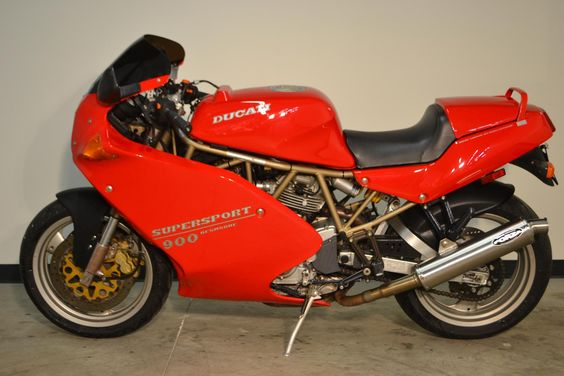 1996 Ducati 900 SS SP STATE 8 MOTORCYCLES