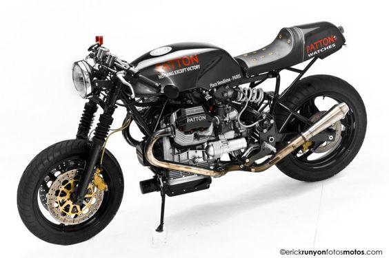 1996 Moto Guzzi Patton 1100