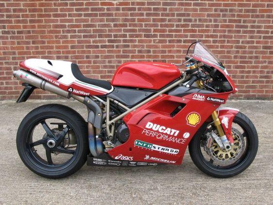 1997 Ducati Other - 996 SPS Corsa | Classic Driver Market
