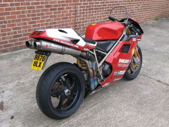 1997 Ducati Other - 996 SPS Corsa | Classic Driver Market