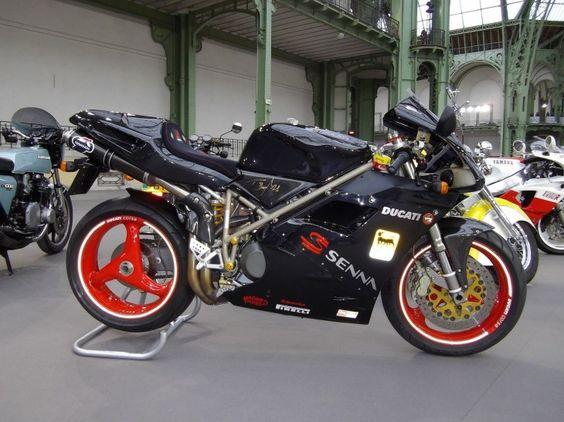 1998 Ducati 916 Senna Edition