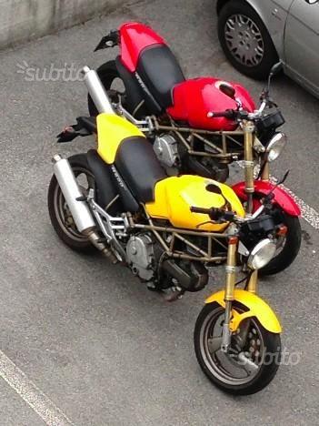 2 Ducati Monster 600 - 1998 Moto e Scooter usato - In vendita Treviso