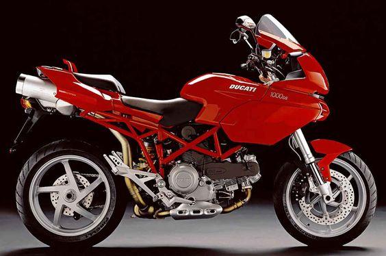2003–2009 Ducati Multistrada