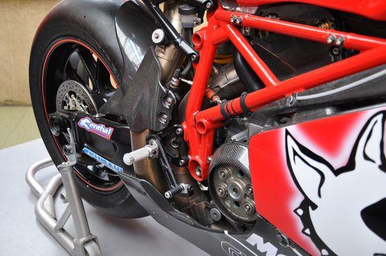 2004 Ducati 999RS at Beaulieu Motor Museum