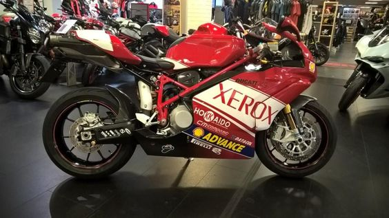 2005 Ducati 749R Just arrived :)