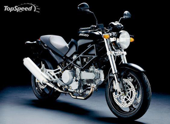 2006 Ducati Monster 620 Dark