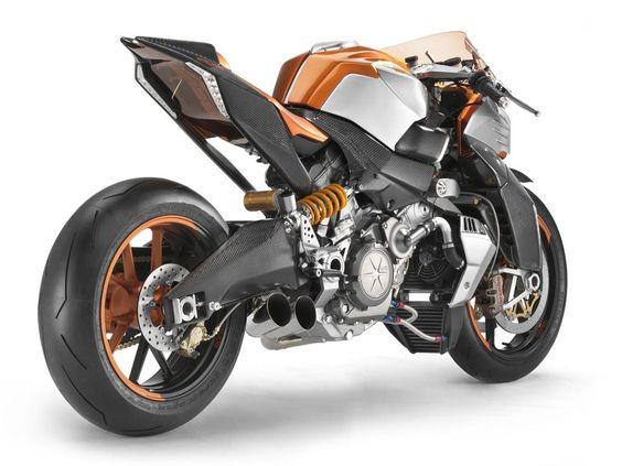 2010 Aprilia FV2 1200 Monster Concept