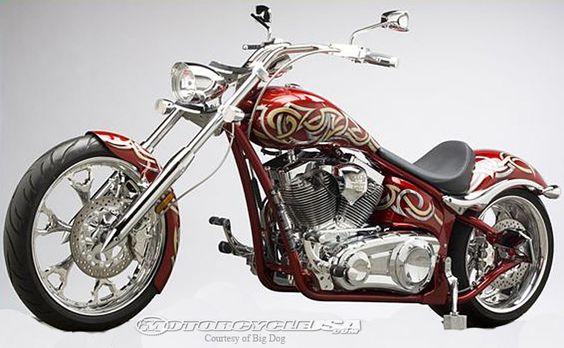 2010 Big Dog Motorcycles Photos - Motorcycle USA
